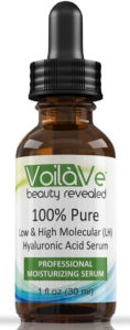 VoilaVe 100% Pure LH Hyaluronic Acid Serum